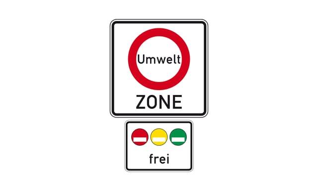 2.5.01-205: Welche Kraftfahrzeuge dürfen eine so beschilderte Straße befahren?